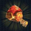 Rock Roast Flambé Icon