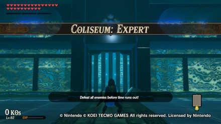 Coliseum: Expert Banner