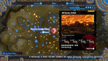 How to Unlock Blood Moon Battlefield