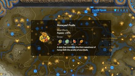 HW - Honeyed Fruits