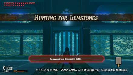 Hunting for Gemstones Banner