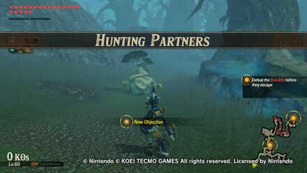 Hunting Partners Banner