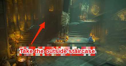 Monumental - Staircase