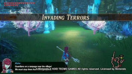Invading Terrors Banner
