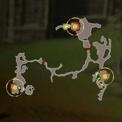 Elemental Uproar Map