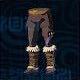 Barbarian Leg Wraps Icon