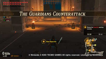 The Guardians Counterattack Banner