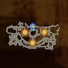 Goron Spirit Map