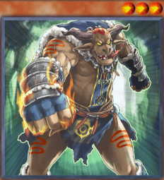 Man Beast of Ares