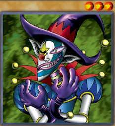 Saggi the Dark Clown