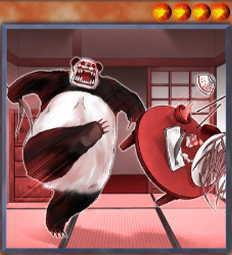 Maji-Gire Panda
