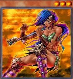 Amazoness Blowpiper