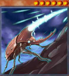 Saber Beetle