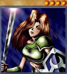 Kanan the Swordmistress