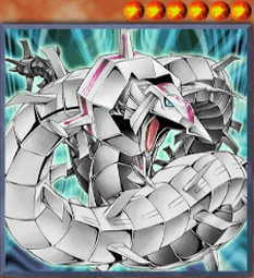Cyber Barrier Dragon