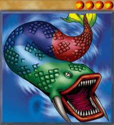 7 Colored Fish