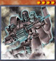 Ancient Gear Soldier