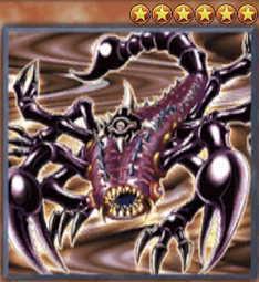 Mystical Beast of Serket