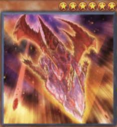 Meteor Dragon Red-Eyes Impact