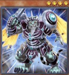 Gladiator Beast Tygerius
