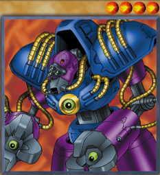 Cyber Soldier of Darkworld