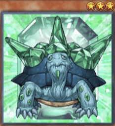 Crystal Beast Emerald Tortoise