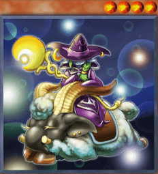 Catoblepas and the Witch of Fate