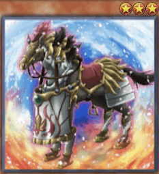 Horse of the Floral Knights