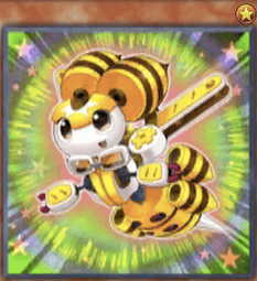 Wind-Up Honeybee