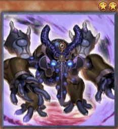 Dark Garnex the Cubic Beast