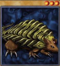 Armored Rat