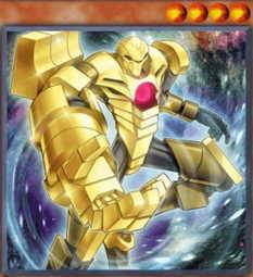 Gogogo Golem - Golden Form