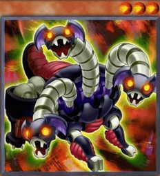 Gorgonic Cerberus