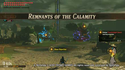 Remnants of the Calamity Banner