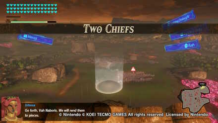 Two Chiefs Banner