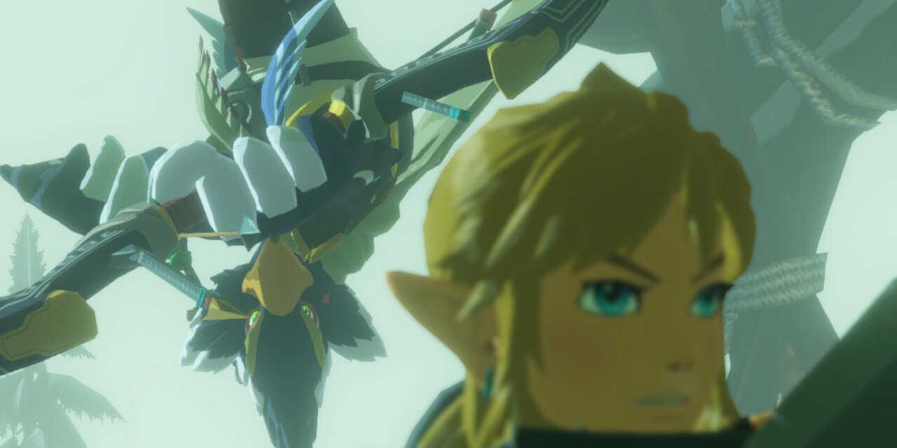 Link vs Revali