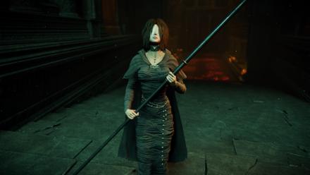 Maiden in Black