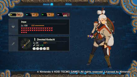 How To Level Up Fast And Reach The Max Level Exp Farming Guide Hyrule Warriors Age Of Calamity Game8