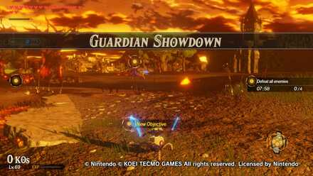 Guardian Showdown Banner