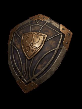 Hoplite Shield Icon
