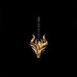 Gold Hunter Symbol Pendant.png