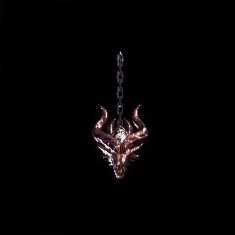 Bronze Hunter Symbol Pendant.png