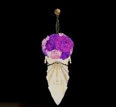 Blooming Bouquet (Purple) Pendant.png