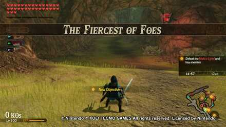 The Fiercest of Foes Banner