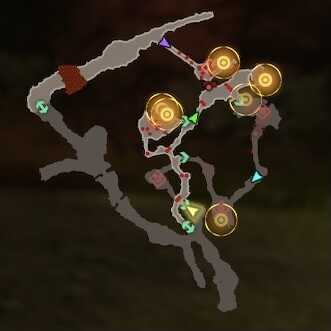 The Fiercest of Foes Map