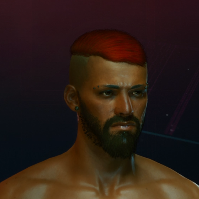Cyberpunk 2077 Male Hairstyle 11.png