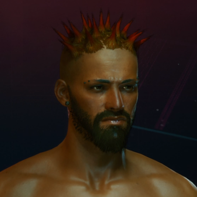 Cyberpunk 2077 Male Hairstyle 33.png