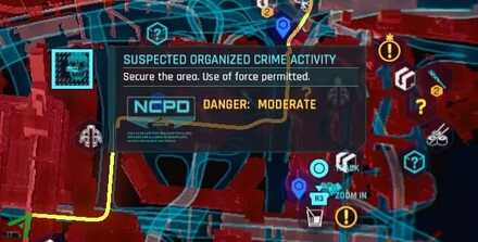 NCPD Side Content
