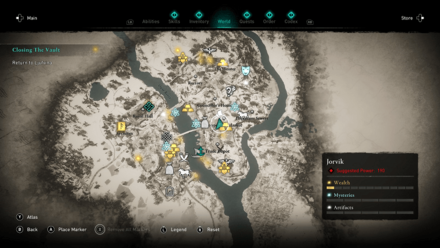 Closing The Vault - Starting Location.png