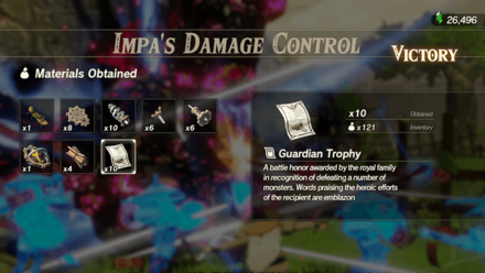 Hyrule Warriors: Age of Calamity - Impa